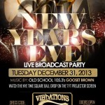 club vibrations NYE