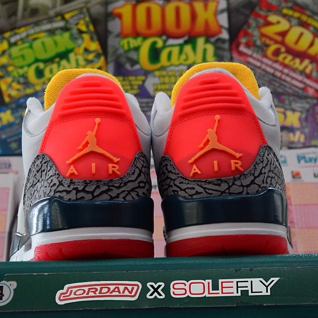Jordans 2nd