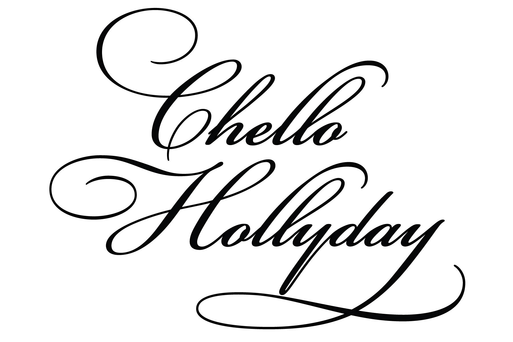 Chello Hollyday